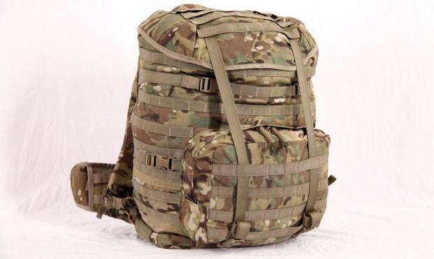Gear Review: MOLLE 4000 Rucksack