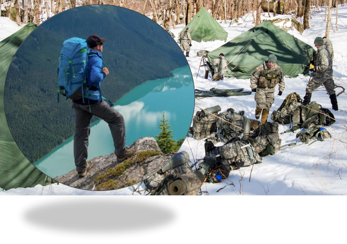 Top 10 U.S. Military Gear For Backpackers